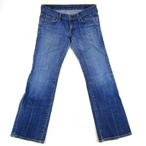 Citizens Of Humanity Bootcut Low Rise Womens Jeans